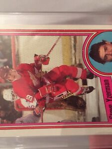 1980 OPC Hockey card sets and partial sets ROOKIES