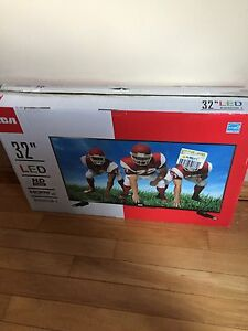 "Brand new 32"" LED TV"