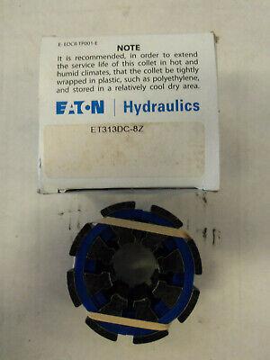 New Eaton Weatherhead Z Series Hydraulic Hose Crimper Die Et313dc-8z