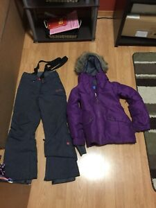Snow suit  -Firefly - Girls Size 8-10