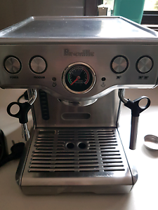 Coffee machine breville BES820 Mount Riverview Blue Mountains Preview