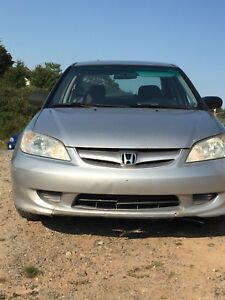 2005 Honda Civic  for sale or trade