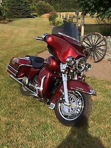 2008 Harley Davidson Electra-Glide Classic