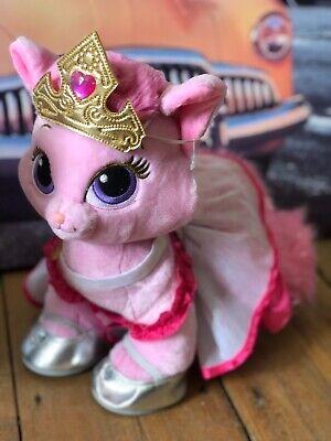 Build a bear Disney palace pet cat