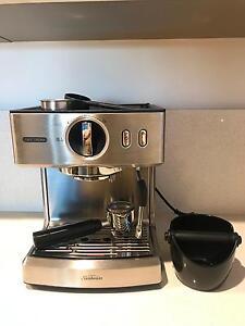 Coffee machine sunbeam in lismore region nsw gumtree australia sunbeam cafe crema coffee machine fandeluxe Images