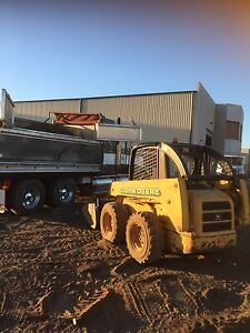 Tipper hire,rubbish removal,landscape ,bobcat,excavation,firewood,rock Ravenhall Melton Area Preview