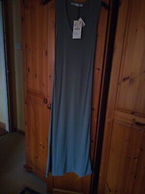 Zara grey dress medium bnwt