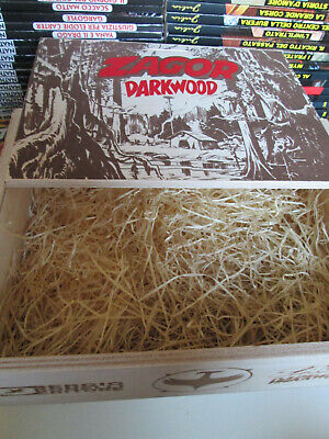 Cofanetto in legno Zagor Darkwood - Prodotto ufficiale Sergio Bonelli online kaufen