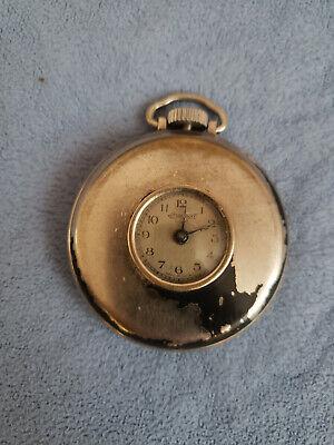 Ingersoll cord pocket watch...working