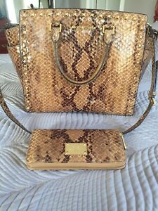 Michael Kors purse and wallet $250 for the set