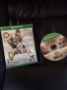 NHL 15 and 16 for Xbox One