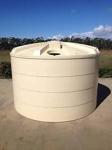 5400gal (24,400ltr) Poly Rainwater Tanks - Stock Sale - 5x Only Doonan Noosa Area Preview