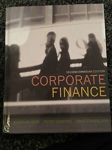 Corporate Finance 2nd Edition