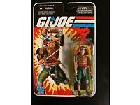 GI JOE FSS 7.0 07 Budo Samurai Warrior MISP