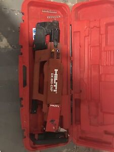 Hilti DX 860-ENP Cambridge Kitchener Area image 1