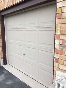 Garage Door With insulation
