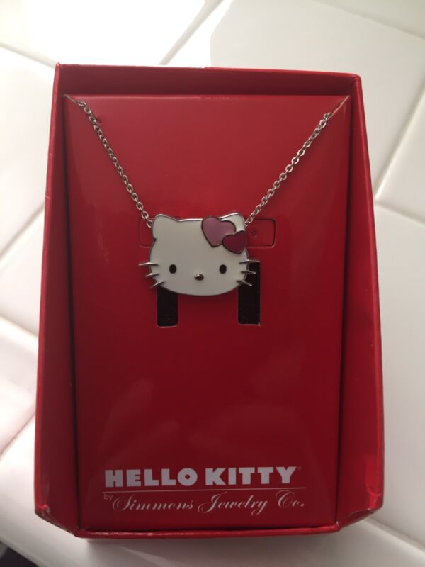 Kimora Lee Simmons Hello Kitty Necklace -NIB