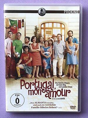 DVD • Portugal Mon Amour (2014) #K11 gebraucht kaufen  Berlin