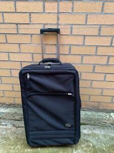 Nike Fiftyone 49 Luggage Large Roller Bag Wheeled Rolling