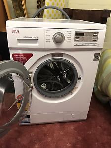 LG Front Loader Washing Machine 7kg Horsham Horsham Area Preview