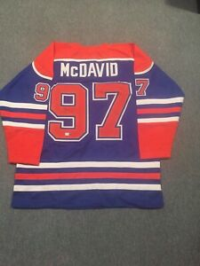 Autographed NHL Jerseys With COA
