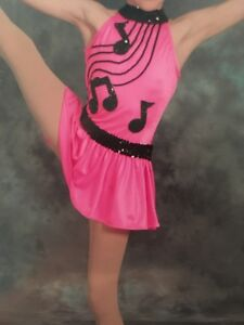 Jazz/acro dance costume