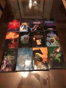 Les chevaliers d'émeraude série complète