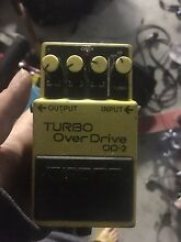 Boss Roland turbo overdrive od2 vintage Blacktown Blacktown Area Preview