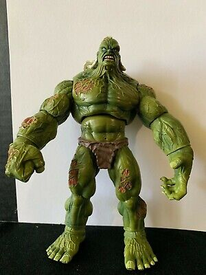 "Marvel Legends Fin Fang Foom Series End Hulk 6"" loose figure - Rare"
