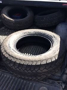 Used tires best offer takes them