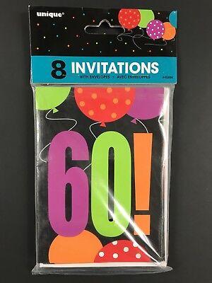Cheer Birthday Party Supplies (Birthday Cheer Birthday Party Supplies 60th Birthday Invites)