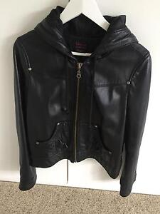 Wayne Cooper Leather Jacket Hahndorf Mount Barker Area Preview