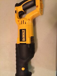 Dewalt 18v cordless reciprocating saw (took only)