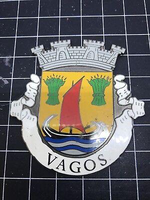 Vagos Car Badge, usado comprar usado  Enviando para Brazil