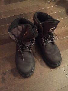 Bottes Timberland pointure 7.5