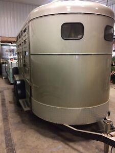2011 GR trailers 6'x14' stock or horse trailer