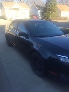 2010 Ford Fusion SE 6speed