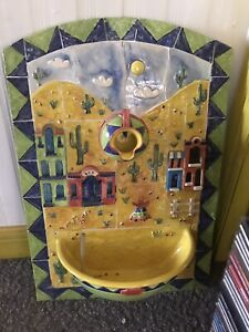 Water feature Mexican style - ONLY $850! Newcastle Newcastle Area Preview