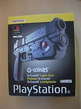 Namco G-con 45 light gun with Point Blank 3 Ringwood East Maroondah Area Preview