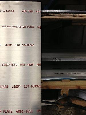 Aluminum Sheet Plate 1 X 24 X 24 Alloy 6061-t6