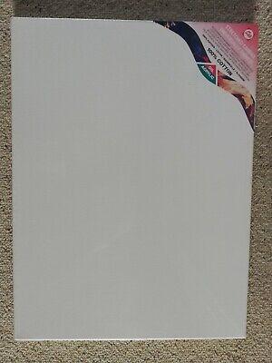 Lienzo en blanco para pintar. Sin estrenar. 30 cm x 40 cm