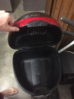 Scooter/moped storage carrier mint condition + key