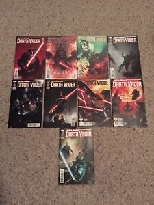 Darth Vader Comics Marvel