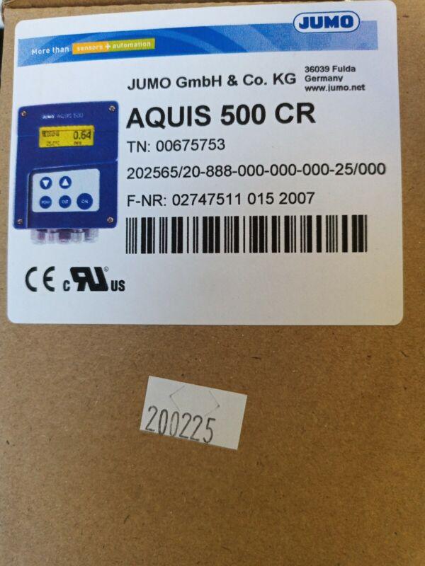 Jumo Aquis 500 CR Transmitter/Controller 202565