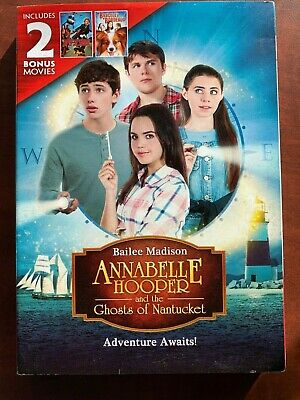 DVD  Annabelle Hooper and the Ghosts of Nantucket w slipsleeve