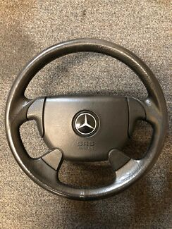 Mercedes Benz Sports Steering Wheel 202 Kingsgrove Canterbury Area Preview