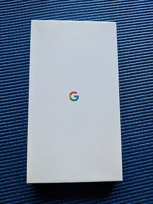 Sealed Google Pixel 2 Xl 128Gb Unlocked Gsm International Just Black Ships Fast