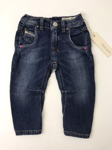 Diesel Baby Jeans Fayza B S 12 Monate- Gr.80 Brandneu mit Etikett!