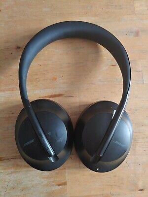 Bose 700 Noise Cancelling Headphones - Black
