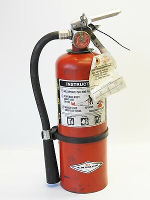 Amerex A500 5 Abc Fire Extinguisher Multi Purpose Dry Chemical A B C Qty Avai